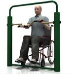 Gimnasios para discapacitados